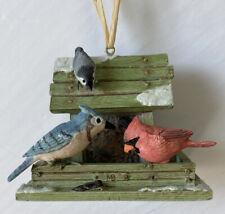 Marjolein Bastin Bird Feeder Hallmark Ornament Beautiful New With Tag