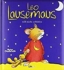 Leo Lausemaus will nicht schlafen von Marco Campanella   Buch   Zustand gut