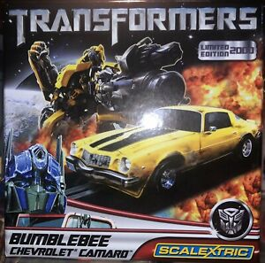 Scalextric C3272A Transformers Bumblebee Chevrolet Camaro - 1:32 Scale