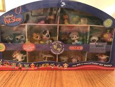 LITTLEST PET SHOP PETS FROM AROUND THE WORLD 2007 RETIRED EXCLUSIVE WITH 391 CAT