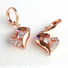 Simulated Love & Hearts Costume Earrings