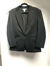 H&M Overisized Black Blazer Size Small