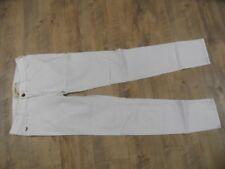 HOLLISTER belle Slimfit Jeans Crème Taille 26 Top kb1117