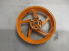 Honda CBR 125 R JC50 REPSOL Felge hinten Hinterrad 3,50 x 17 Zoll Wheel rear Rim