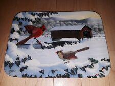 Bradford Exchange Sunrise Serenade Wilhelm Goebel A Country Wonderland Plate