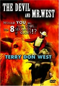 THE DEVIL AND MR. WEST DVD (pal, 2004) Free Post