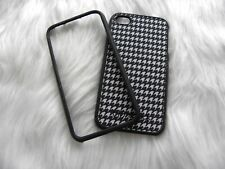 Speck Fabic shell Fabric Case for Apple iphone 4 / 4S black and white