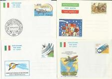 Italien ** postfrisch 4 Aerogramm LF 26, LF 32, LF 33, LF 36!