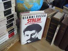 Gianni Rocca, Stalin. Quel meraviglioso georgiano, Mondadori, Le scie, 1989 2^ e