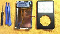 iPod classic 6th 120GB Black back cover front case Rebuild kit