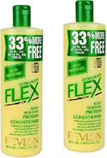 Revlon Extra Body Flex Body Building Protein conditioner- 20 Fl Oz 592 ml x 2pc