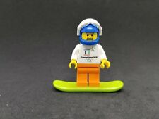 LEGO Pyeong Chang Olympic Snow Boarder