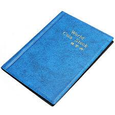 120 Collection Rangement Penny Poches Monnaie Album Livre à Pièce de