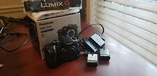 Panasonic LUMIX DMC-GH3 16 MP Digital Camera - Black Body only