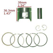 Piston Ring Assembly Kazuma Meerkat 50 49Cc 50Cc Kids Atv Mini Quad New Set