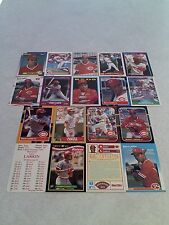 *****Barry Larkin*****  Lot of 160 cards.....ALL DIFFERENT