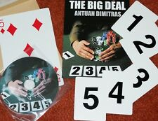 The Big Deal --Magic Tao card prediction--versatile props for other uses    TMGS