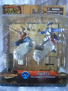 FORCES OF VALOR   PIRATES PILLAGERS & PLUNDERERS FIGURES