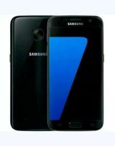 Samsung Galaxy S7 SM-G930F BLACK ONYX UNLOCKED Sim Free UK EU Smartphone
