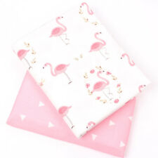 40x50cm Cotton Fabric Sewing Quilting Patchwork Tissue baby Bedding DIY cloth