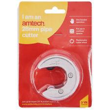 28mm Copper Pipe Cut Tube Slice Cutter Plumbing Self Locking and Self Adjusting