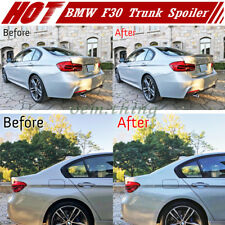 PAINTED For BMW F30 F80 M3 3-Series Performance High Kick Boot Trunk Spoiler