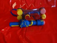vtg retro Kenner The Real Ghostbusters  Goggles ECTO POPPER RARE 1980s