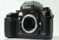 *EXC+5 S/N 228xxxx* Nikon F4 SLR 35mm Film Camera Body DP-20 MF-22 Date JAPAN