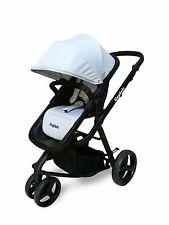 Urban by Tinytots 3in1 Combi Stroller - Travel System Baby Pram Pushchair