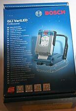 Bosch Akku Lampe VariLED Professional  mir Akku 18 V 1,5 A + Gürteltasche