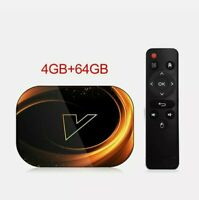 2020 Android Tv Box 9.0 Vontar X3 4GB RAM 64GB Smart Android 8K Box