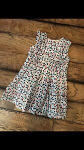 NWOT Gorgeous authentic Jacadi Paris Dress Girl Size 3 96 Cm