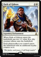OATH OF GIDEON Oath of the Gatewatch MTG White Enchantment Rare