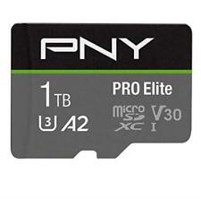 PNY high speed 1TB MB USB drive Micro SD Micro SD card 10 UHS-1 TF card + holder