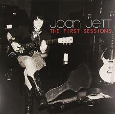 First Sessions - Joan Jett (2015, Vinyl NUEVO)