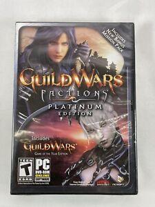 Guild Wars: Factions -- Platinum Edition (PC, 2008)