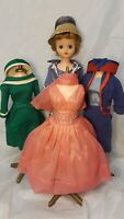 Deluxe Reading Candy Fashion Doll Circa 1950-60's