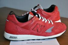 New Balance M 577 SNS / US 10 / used / red / OG 3M atmos made in UK