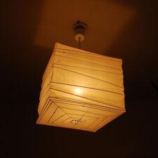 "Isamu Noguchi Akari 45X ""Shade Only""Pendant lamp Washi Japanese Light Handcraft"
