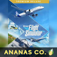 Microsoft Flight Simulator Premium Deluxe-Shared account [Not Physical Product]