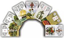 A deck of Tarot cards, Lenormand 36 cards