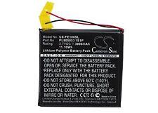 3000mAh battery for Fiio E18 p/n PL805053 1S1P