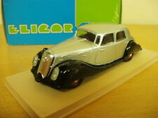 1006 Panhard Dynamic Berline 1937,silbermet,1:43,Eligor