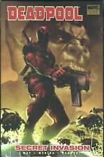 Rare Deadpool Secret Invasion Vol 1 Hardcover HC HB New
