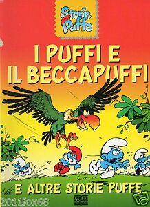 Puffi Los Pitufos Smurf Fumetti Fumetto Storie Puffe Peyo MensileGiugno1994 N12