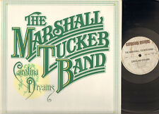 MARSHALL TUCKER BAND Carolina Dreams LP GATEFOLD Chuck Leavell Charlie Daniels