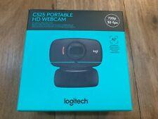 FAST SHIP Logitech HD Laptop Webcam C525 Autofocus HD Video Camera 960-000715