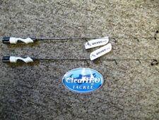 """2PK 13 FISHING NEW WICKED ICE FISHING ROD 31"""" MEDIUM HEAVY NW-31MH"""
