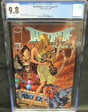 Darkchylde: The Legacy #1 (1998) Queen & Gorder Cover CGC 9.8 White Pages R322