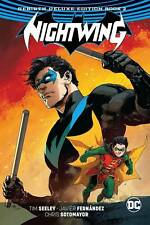 NIGHTWING REBIRTH DELUXE EDITION VOL #2 HARDCOVER Colelcts #16-28 DC Comics HC